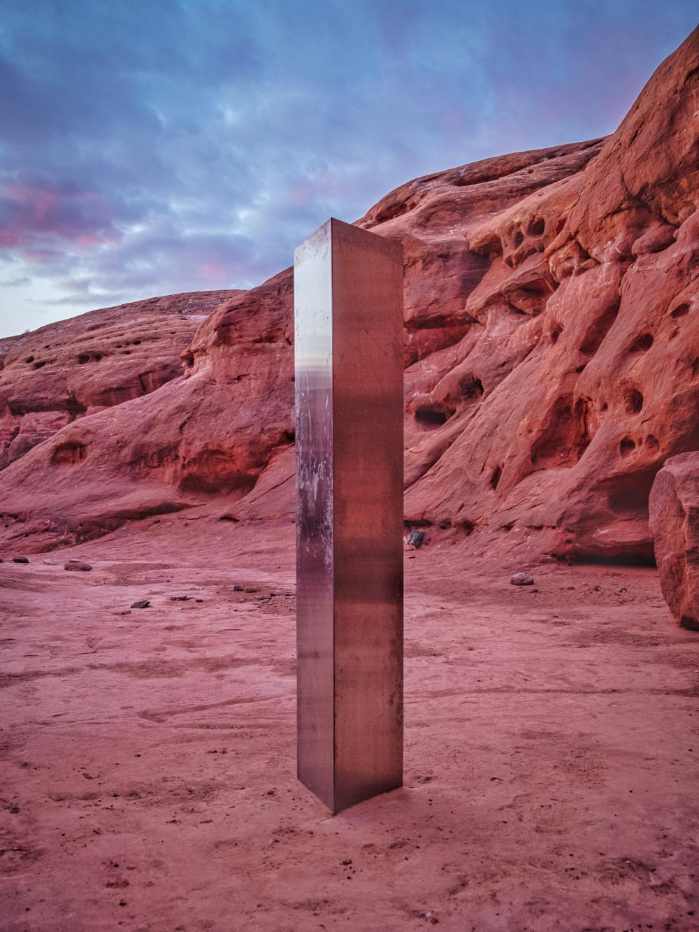 Utah monlith image